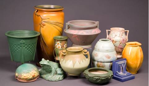 Antiquie vases