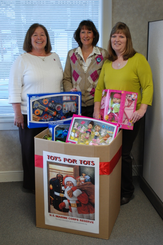 Groton Toys for Tots