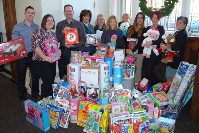 Marlborough Toys for Tots