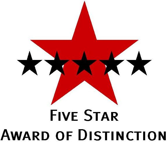 Five Star Award of Distinction Murphy Insurance